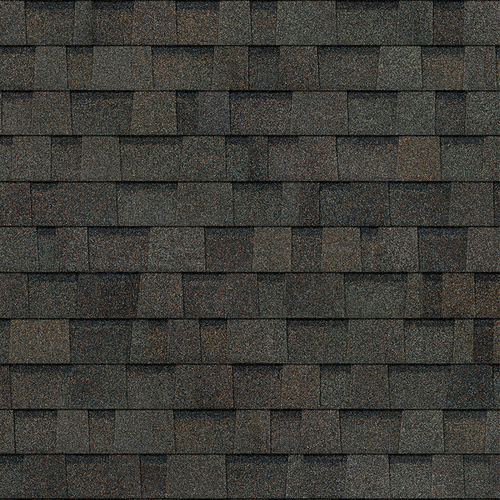 Owens Corning Oakridge 32.8-sq ft Artisan peppermill Gray Laminated Architectural Roof Shingles