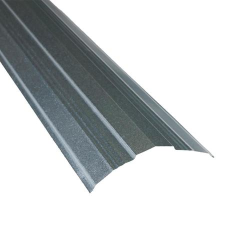 Metal Sales Universal Ridge 14-in x 126-in Steel Roof Panel Ridge Caps